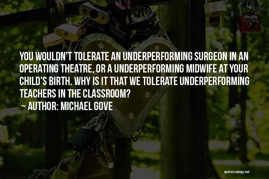 Michael Gove Quotes 876812