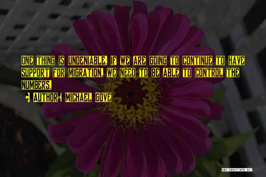 Michael Gove Quotes 94501