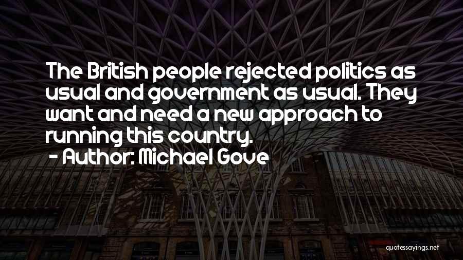 Michael Gove Quotes 978592