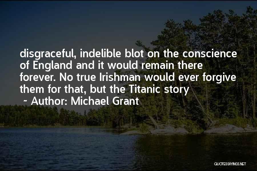 Michael Grant Quotes 1981526
