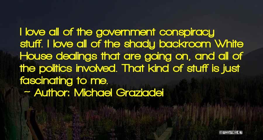 Michael Graziadei Quotes 1690344