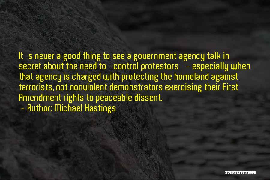 Michael Hastings Quotes 1273584
