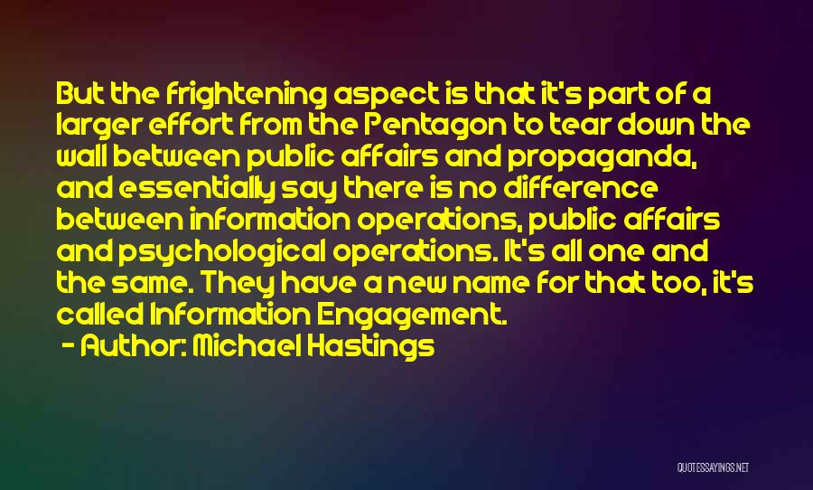 Michael Hastings Quotes 1649098