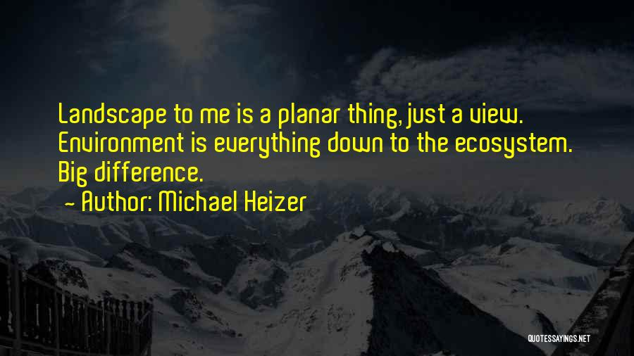 Michael Heizer Quotes 1729062