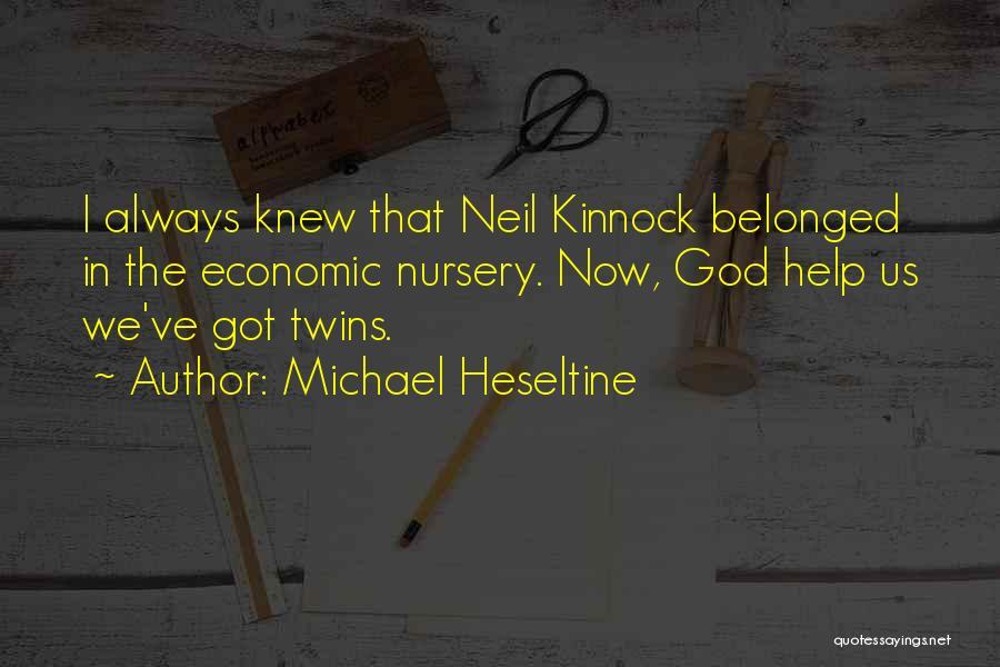 Michael Heseltine Quotes 2212251