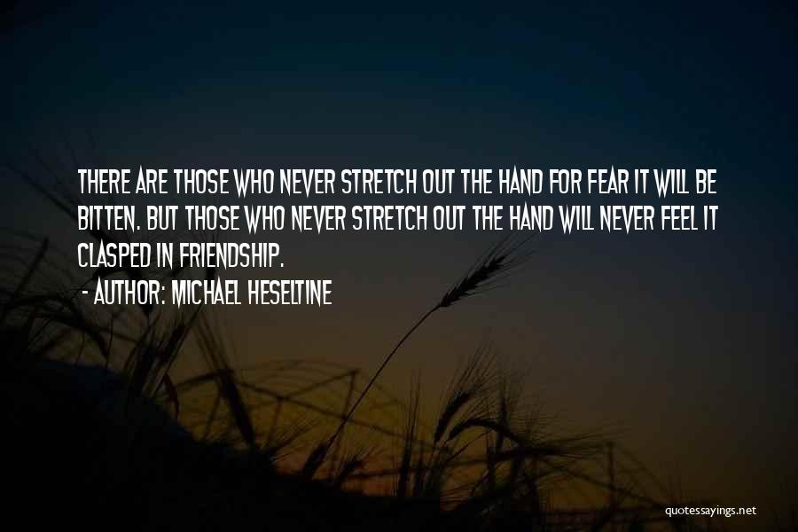 Michael Heseltine Quotes 327062