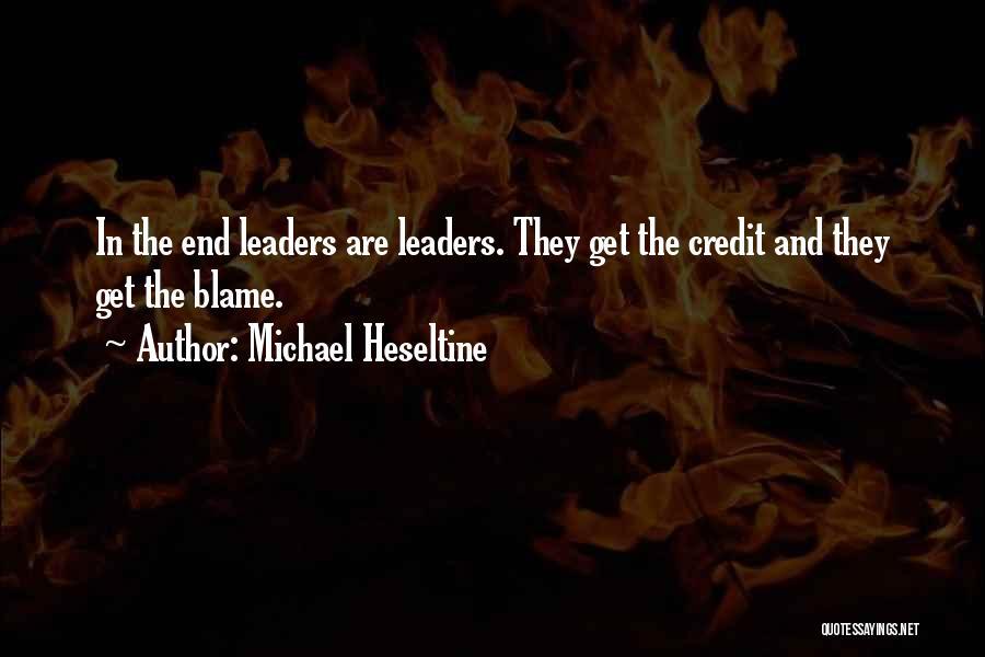 Michael Heseltine Quotes 528006