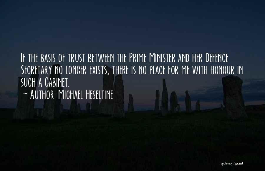Michael Heseltine Quotes 609022