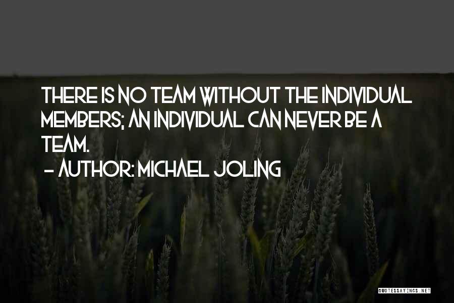 Michael Joling Quotes 1354665