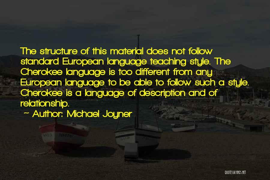 Michael Joyner Quotes 337087