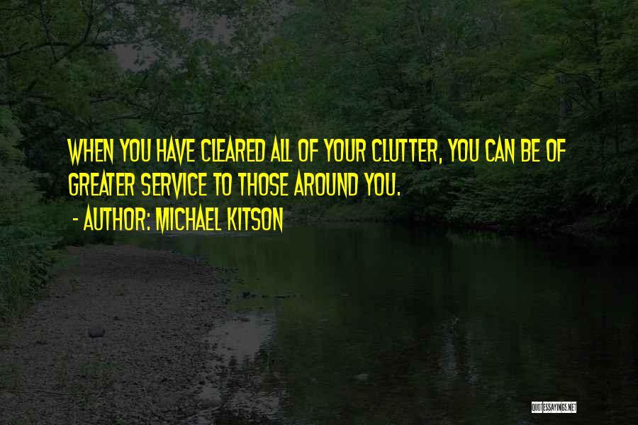 Michael Kitson Quotes 1796423