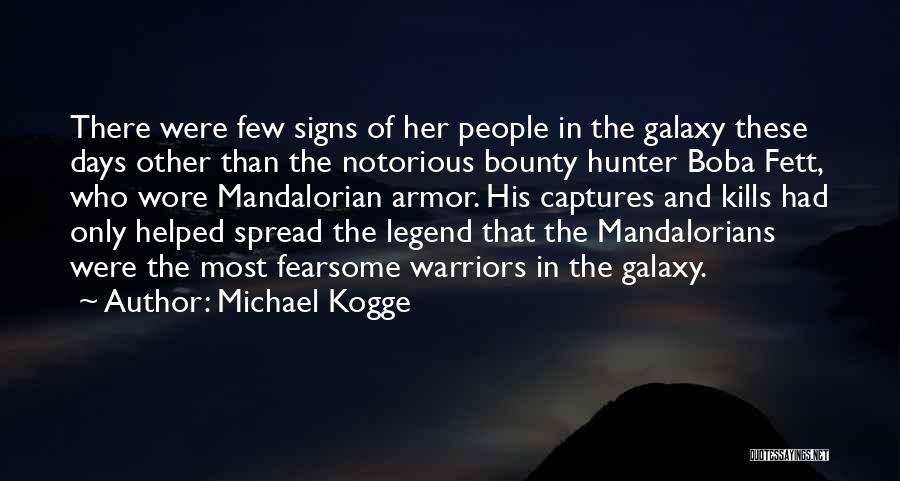 Michael Kogge Quotes 1988120