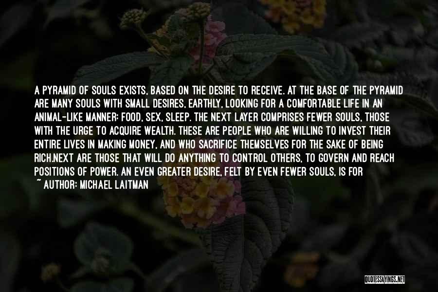 Michael Laitman Quotes 2035730