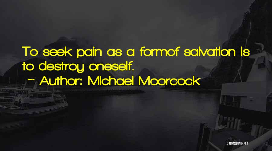 Michael Moorcock Quotes 142057