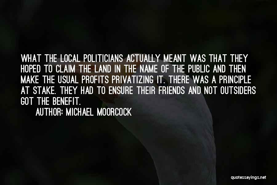 Michael Moorcock Quotes 288368