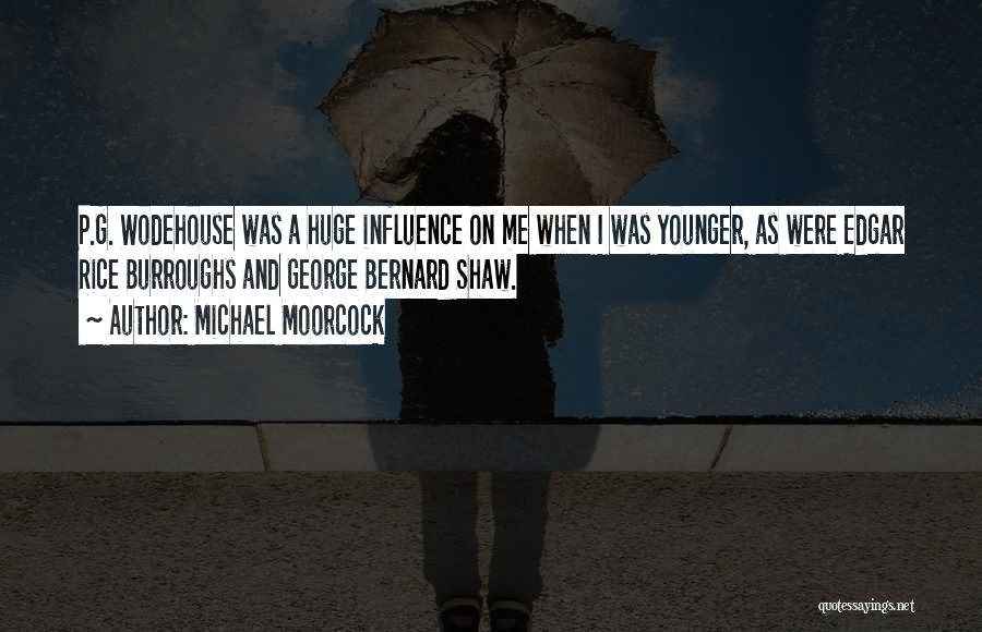 Michael Moorcock Quotes 694752