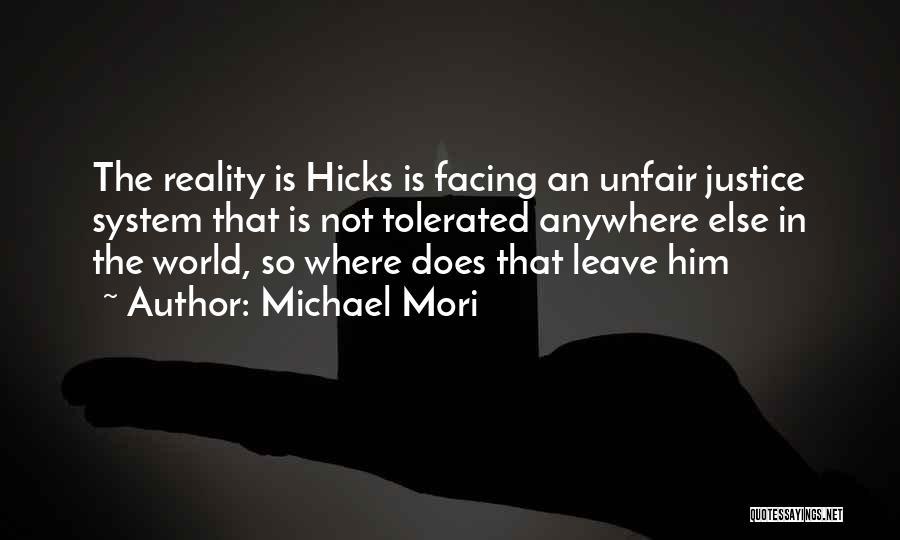 Michael Mori Quotes 2190581