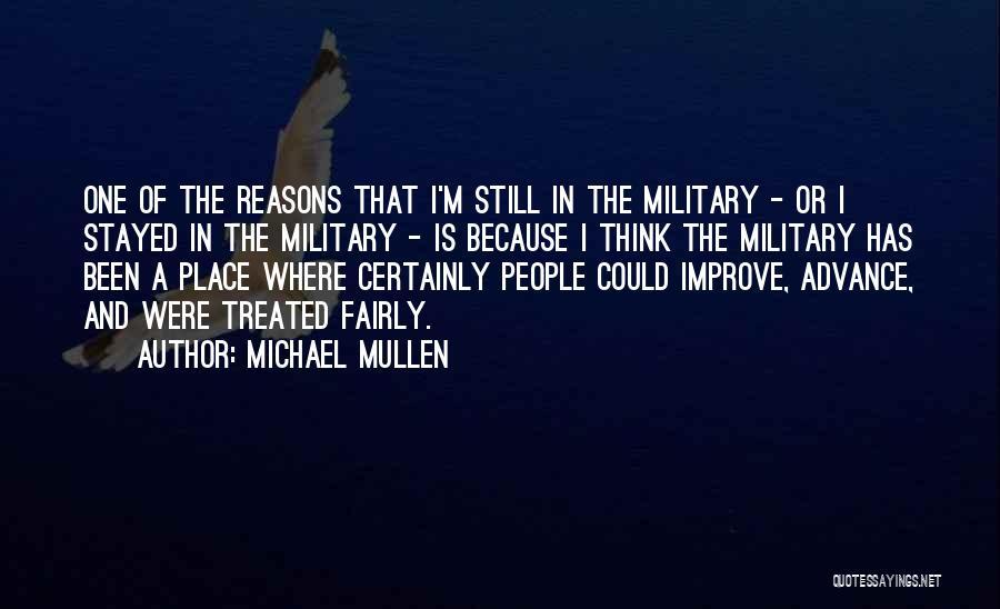 Michael Mullen Quotes 150048