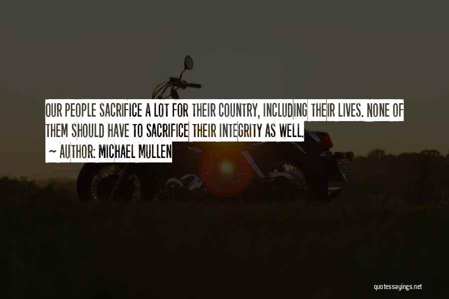 Michael Mullen Quotes 1577448