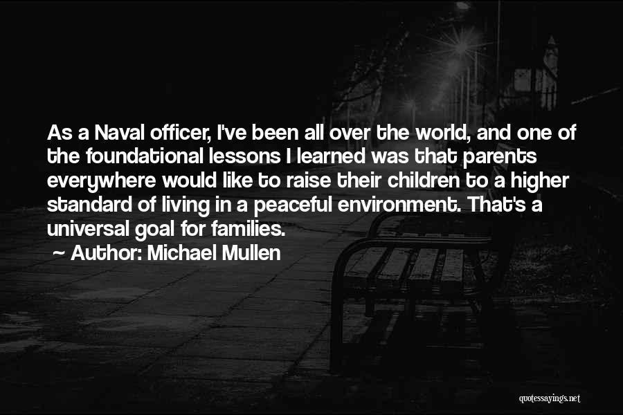 Michael Mullen Quotes 1597330