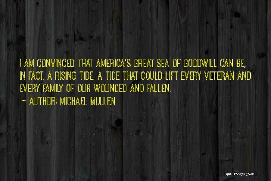 Michael Mullen Quotes 798197