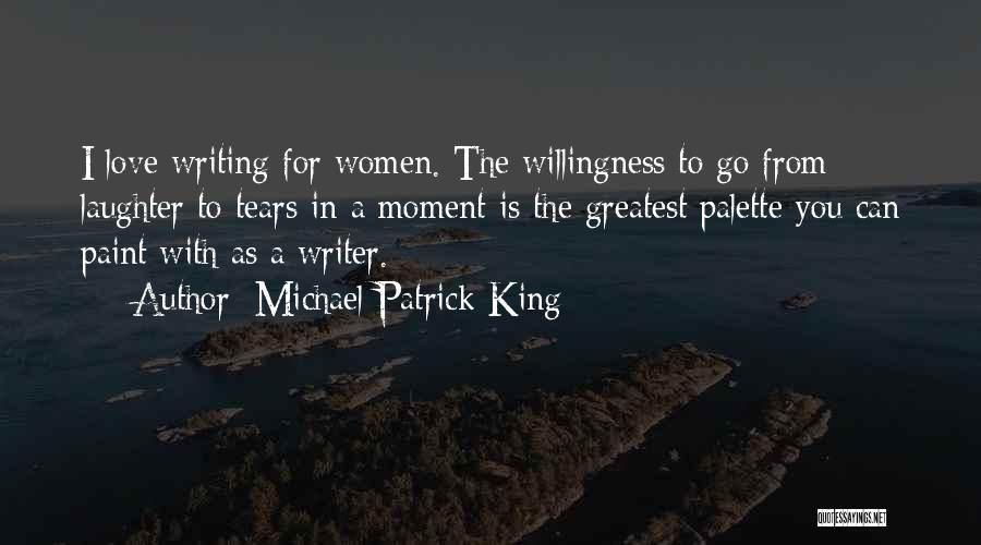 Michael Patrick King Quotes 1786594
