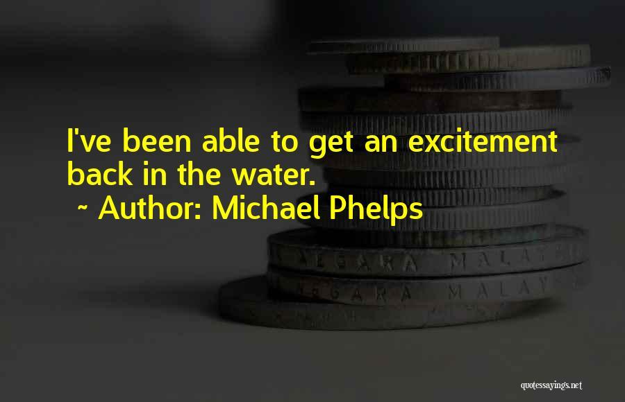 Michael Phelps Quotes 1001337