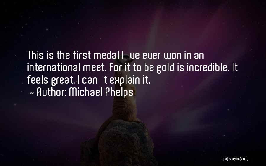 Michael Phelps Quotes 1193766