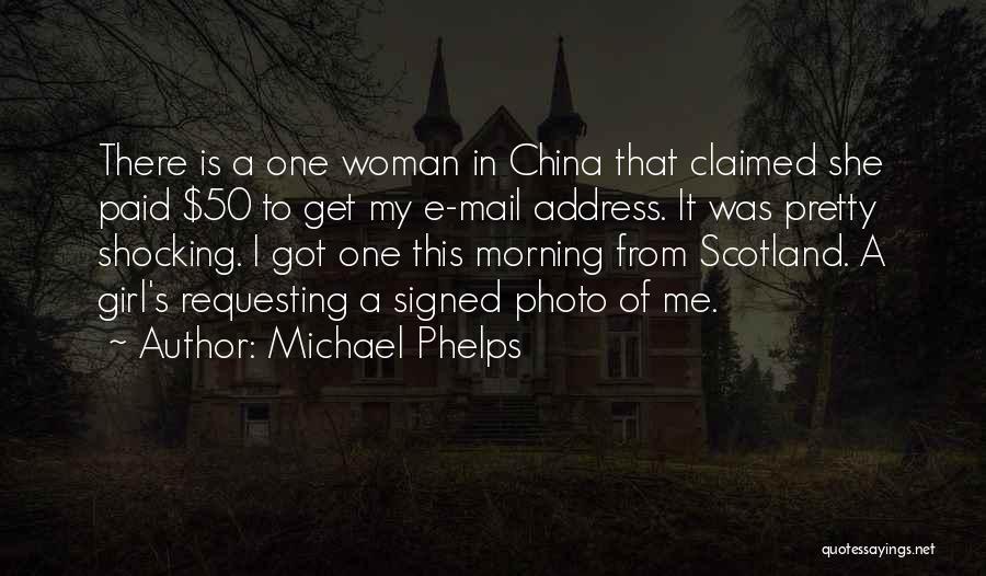 Michael Phelps Quotes 1851858