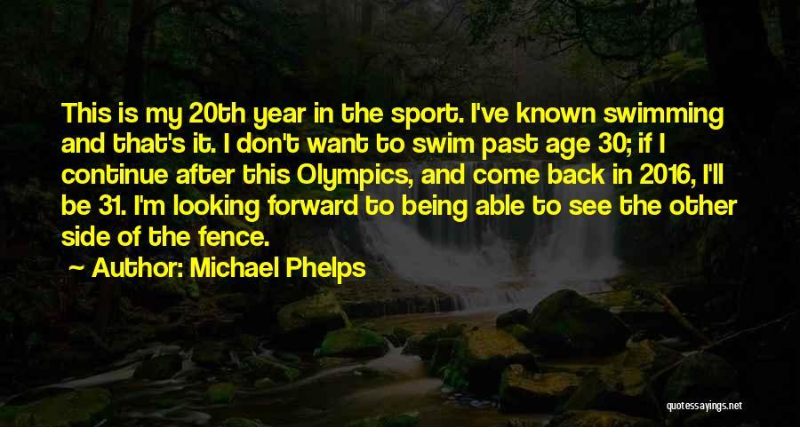 Michael Phelps Quotes 1947151