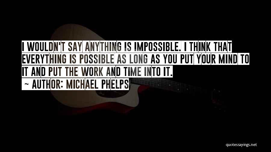 Michael Phelps Quotes 665110