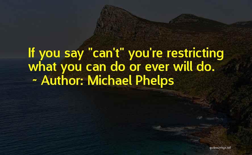 Michael Phelps Quotes 749315