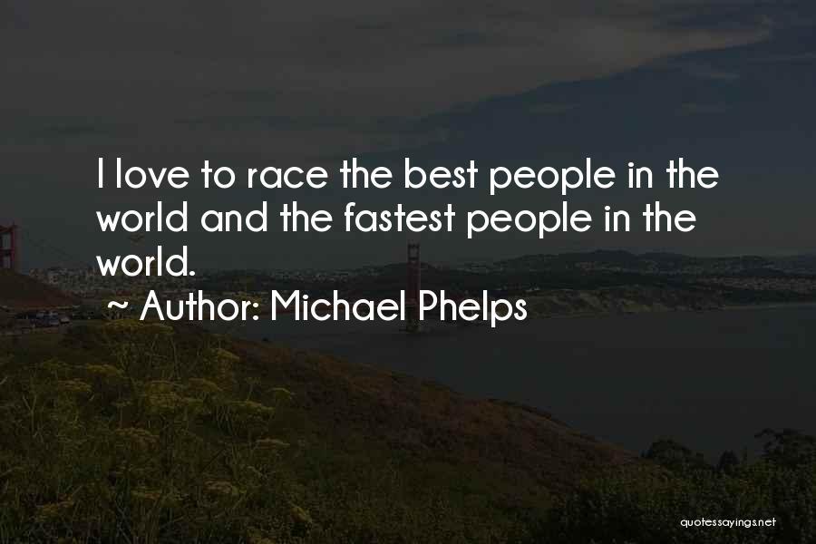 Michael Phelps Quotes 825134