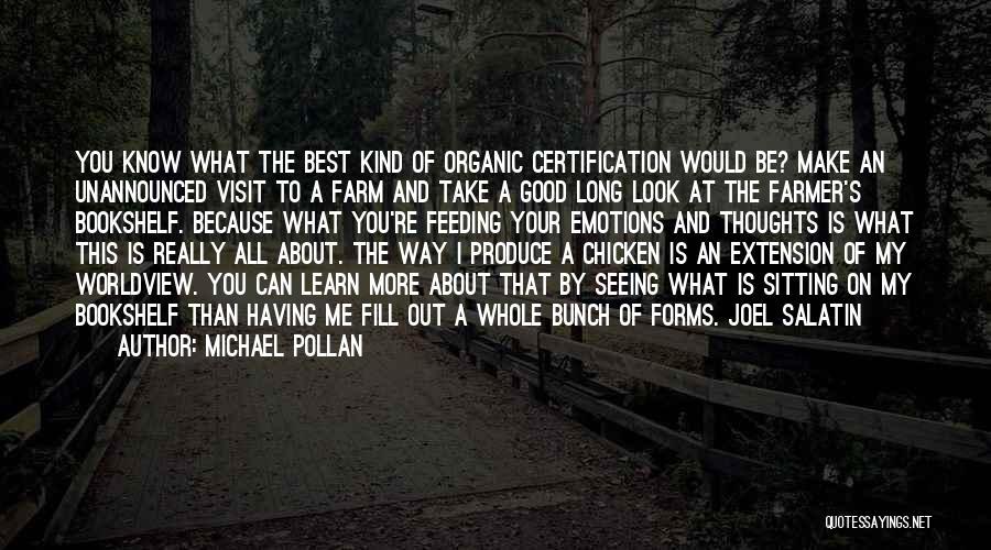 Michael Pollan Quotes 1053003