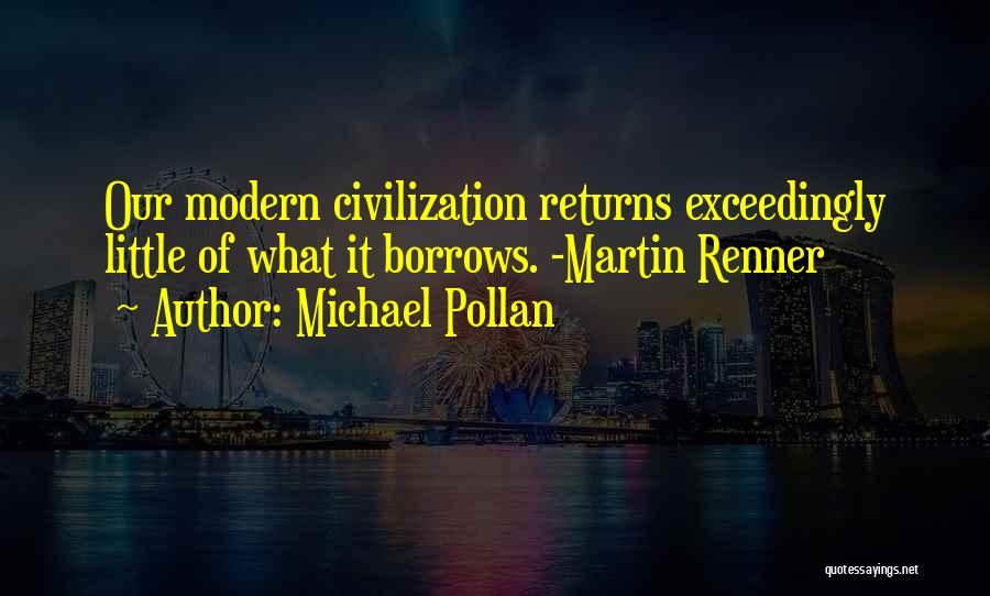Michael Pollan Quotes 1666424