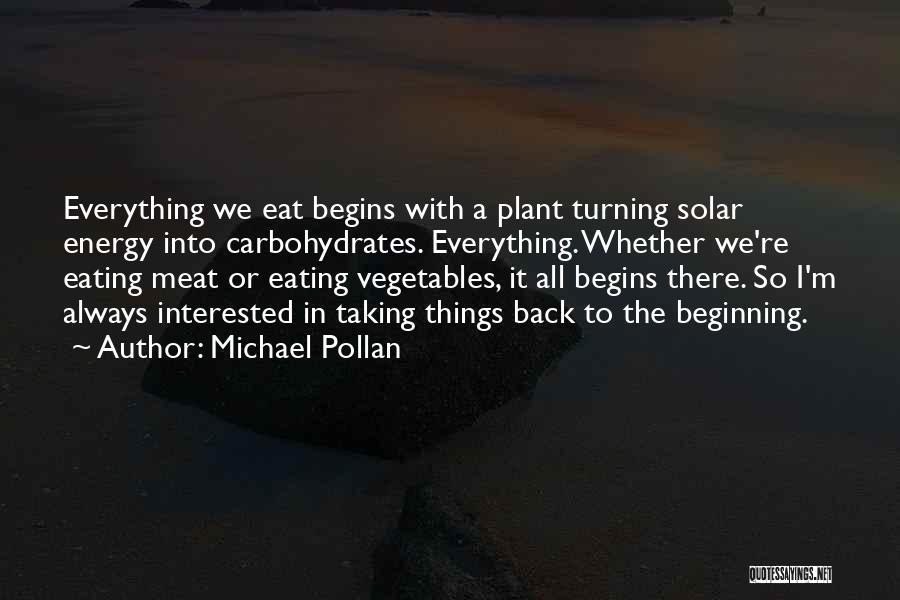 Michael Pollan Quotes 170467