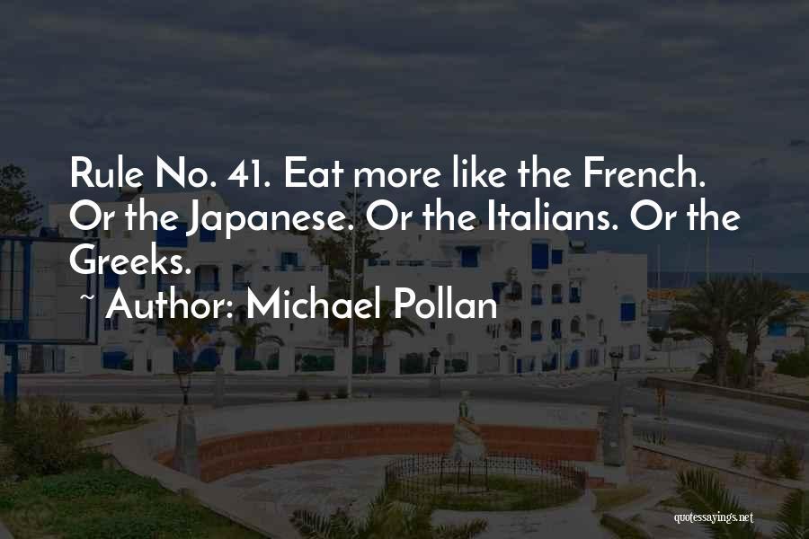 Michael Pollan Quotes 1868405