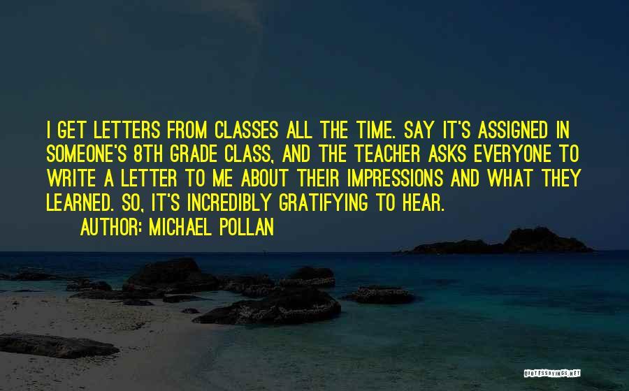 Michael Pollan Quotes 1934844