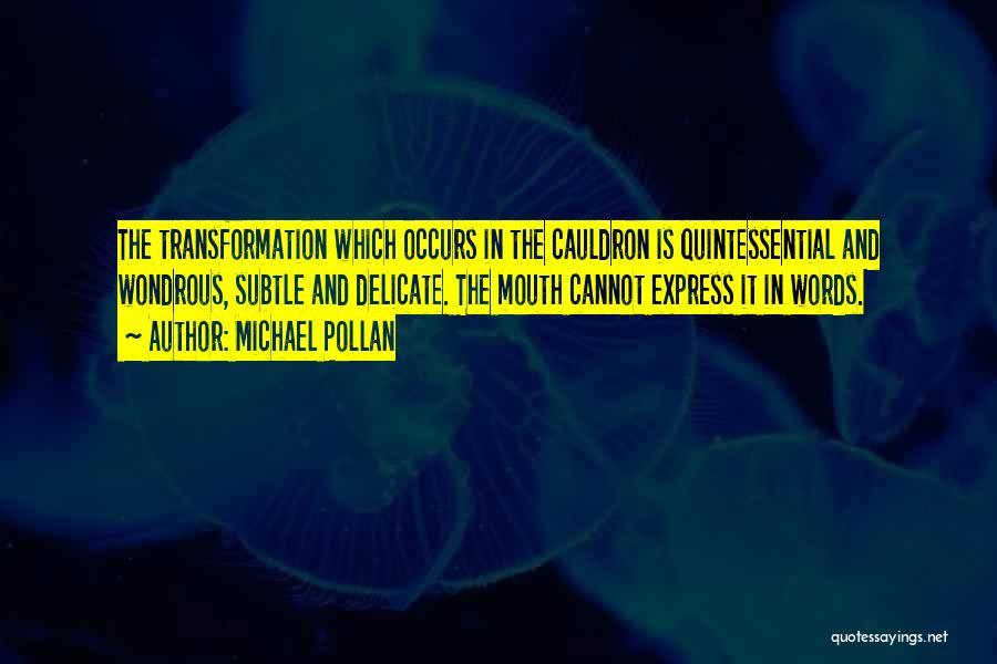Michael Pollan Quotes 479224
