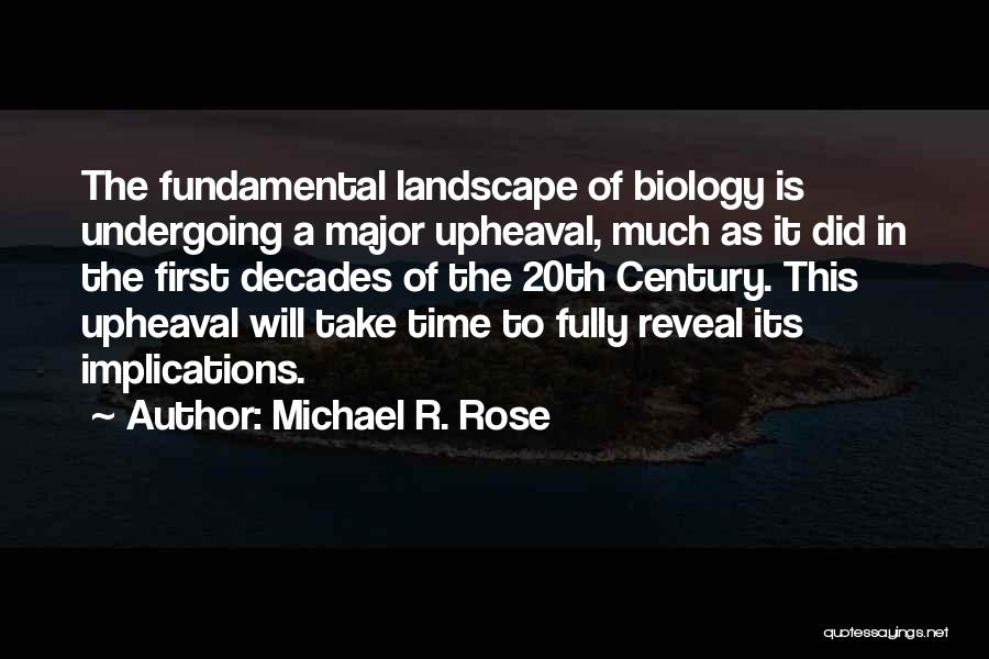 Michael R. Rose Quotes 894688