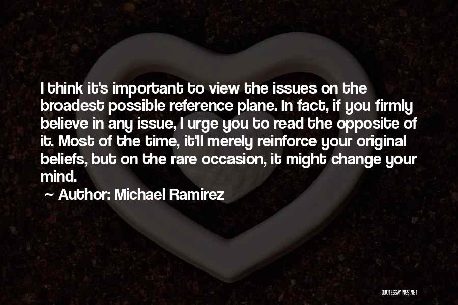 Michael Ramirez Quotes 146608