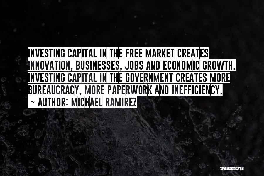 Michael Ramirez Quotes 845636