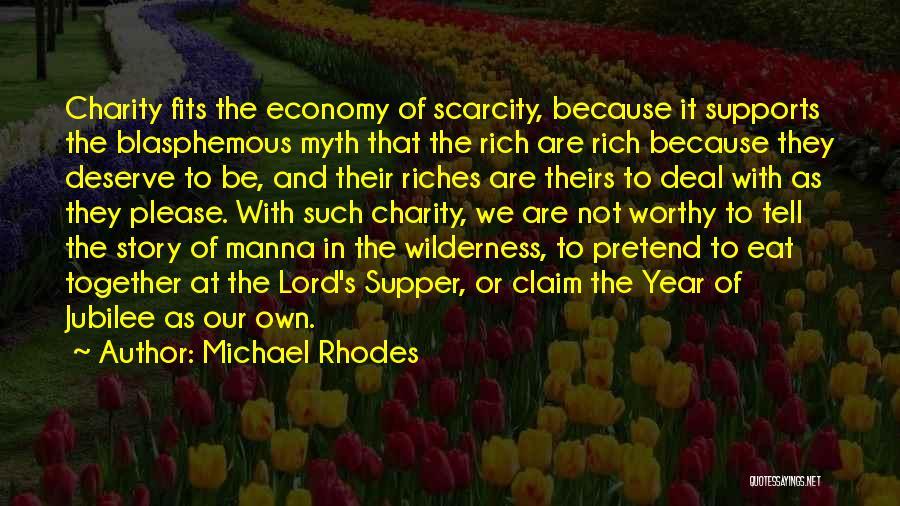 Michael Rhodes Quotes 150574