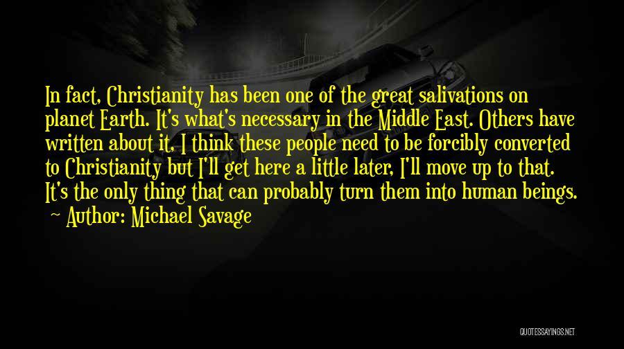 Michael Savage Quotes 241128