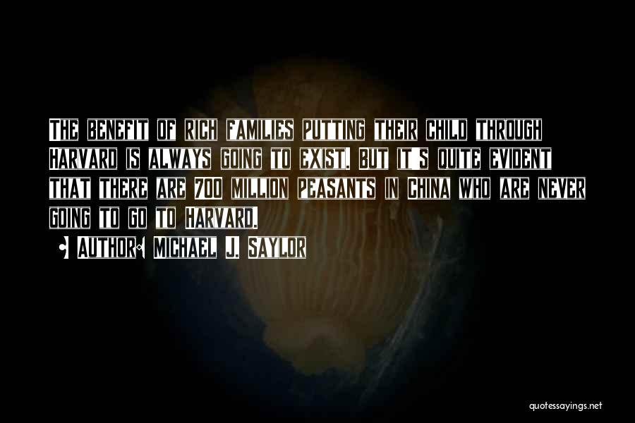 Michael Saylor Quotes By Michael J. Saylor