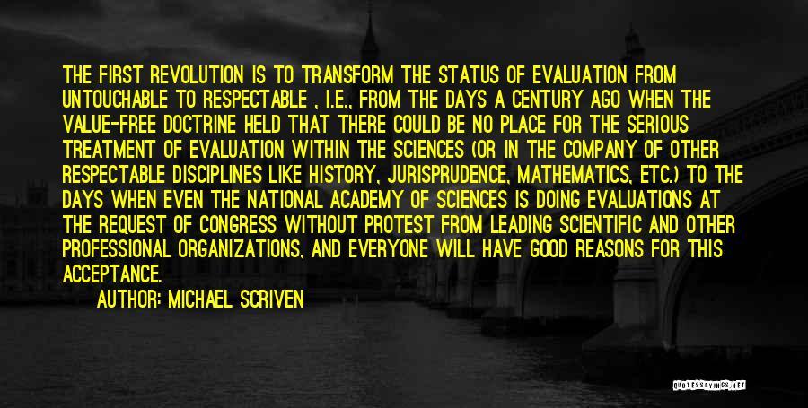 Michael Scriven Quotes 629649