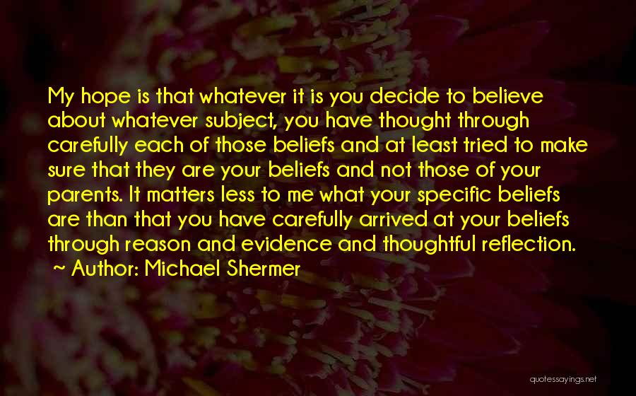 Michael Shermer Quotes 1411125