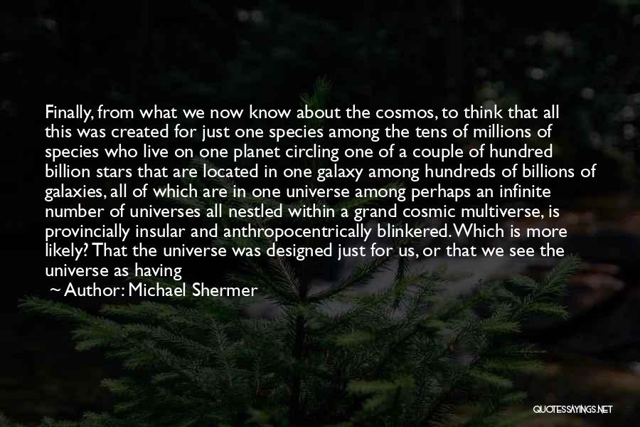Michael Shermer Quotes 485164