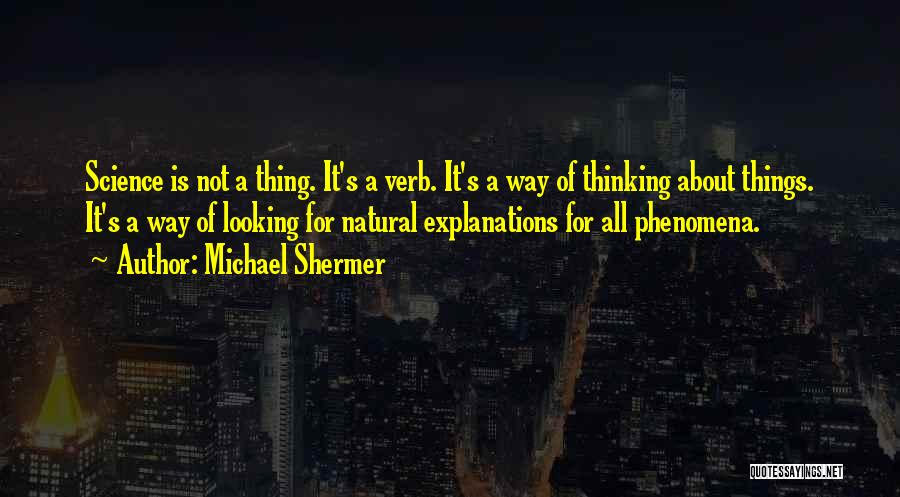 Michael Shermer Quotes 553103