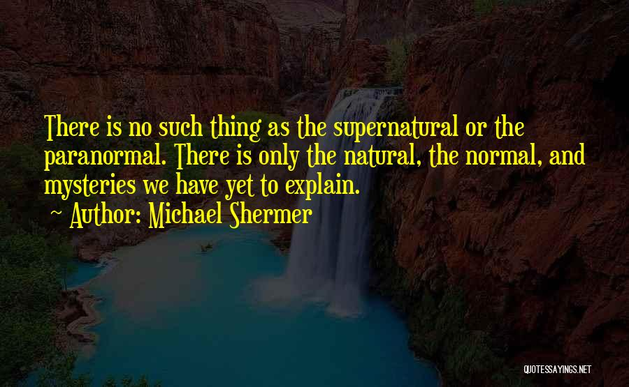 Michael Shermer Quotes 722745
